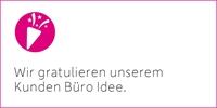 Büro Idee launcht neue Website